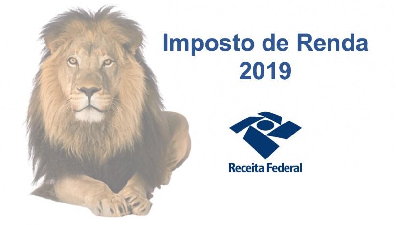 Receita Federal publica regras sobre o Imposto de Renda (DIRPF) 2019
