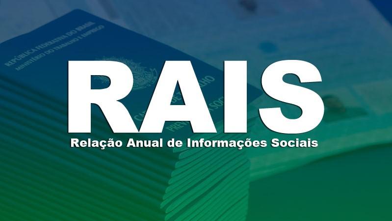 O prazo para entregar a RAIS do ano base de 2018 está acabando