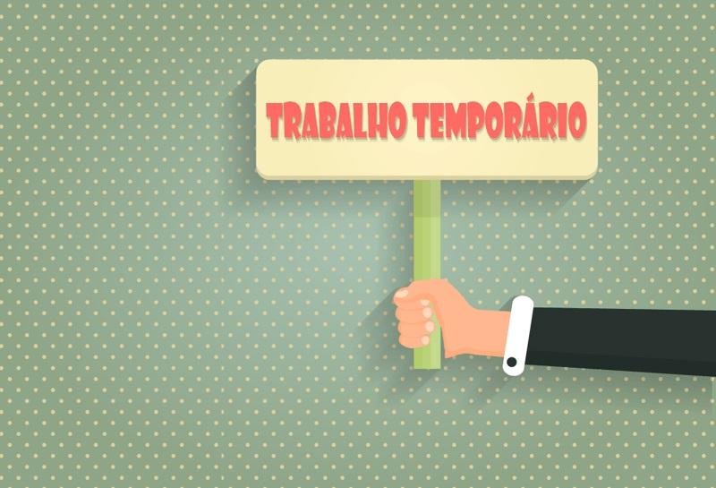 O Ministério da Economia divulgou regras dos contratos temporários para Páscoa