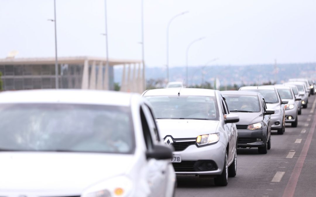 Governo Federal regulamenta inscrição de motorista de aplicativo no INSS