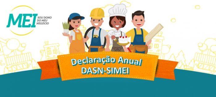 Vence no próximo dia 31 o prazo para a entrega da DASN-SIMEI 2019