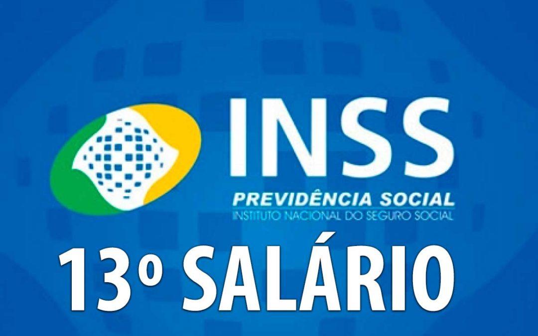 INSS começou a pagar a primeira parcela do 13º dos aposentados e pensionistas