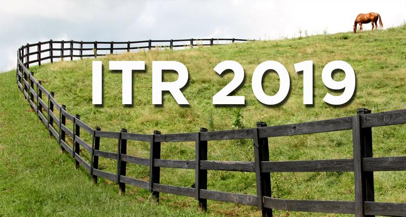RFB registrou entrega de mais de 5,79 milhões de declarações do ITR